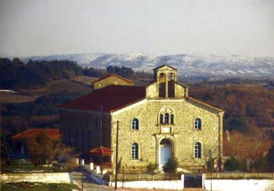 Ναός Γενεσίου της Θεοτόκου Λευκίμης