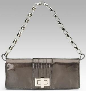 Kooba Penelope Patent Clutch, Kooba handbag, Kooba