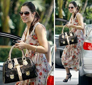 Louis Vuitton Manhattan, Louis Vuitton handbag, Katherine Mc Phee