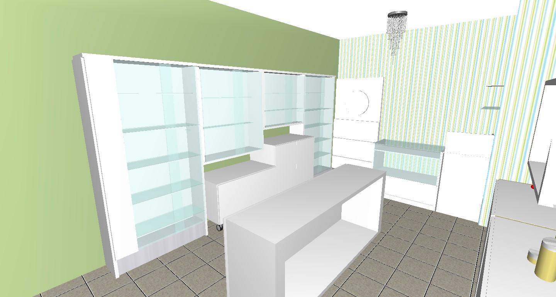 """decoracao de interiores unopar:ILS Design: LOJA DE PERFUMES """"Cheiros"""" EM BOA VISTA DO TUPIM"""