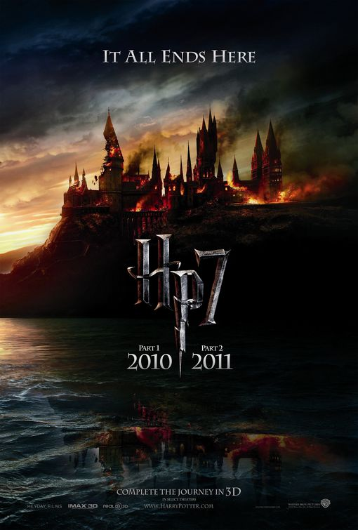 harry potter and the deathly hallows part 2 video game trailer. Harry Potter Hallows Trailer