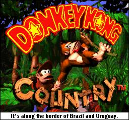 Worst jungle ever.