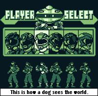 Monochrome Rangers.