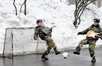 Tentara Gila Rusia
