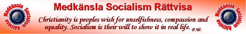 Medkänsla Socialism Rättvisa