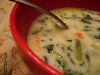 Pluot French spring soup (potage printanier),1963