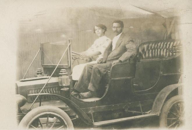 Sarah Louise and John Davidson
