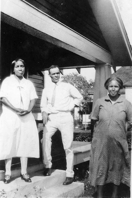 Artlee,  Olver  & Hannah Winstead Nebo, Ky July 7 1927