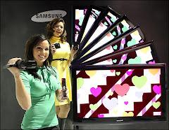 "Samsung OLED 31"" TV"
