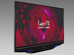 "Mitsubishi 60"" Laser TV"