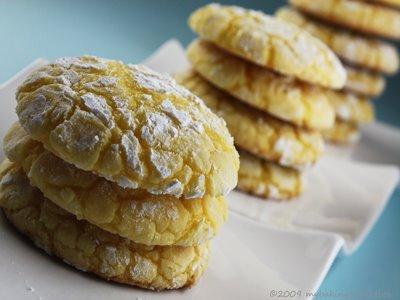 Lemon Cooler Cookie Recipe Cake Mix