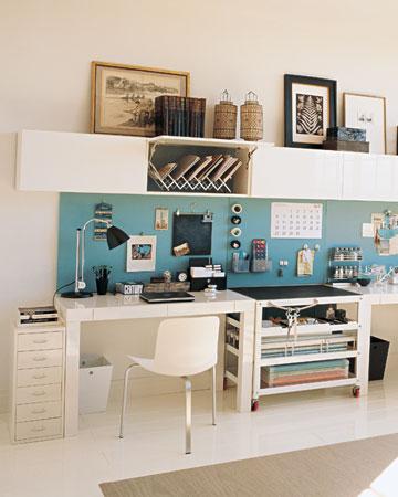 Solución 140: ideas para armar un espacio de trabajo en casa - LA NACION