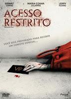 Filme Acesso Restrito DVDRip XviD Dual Audio e RMVB Dublado