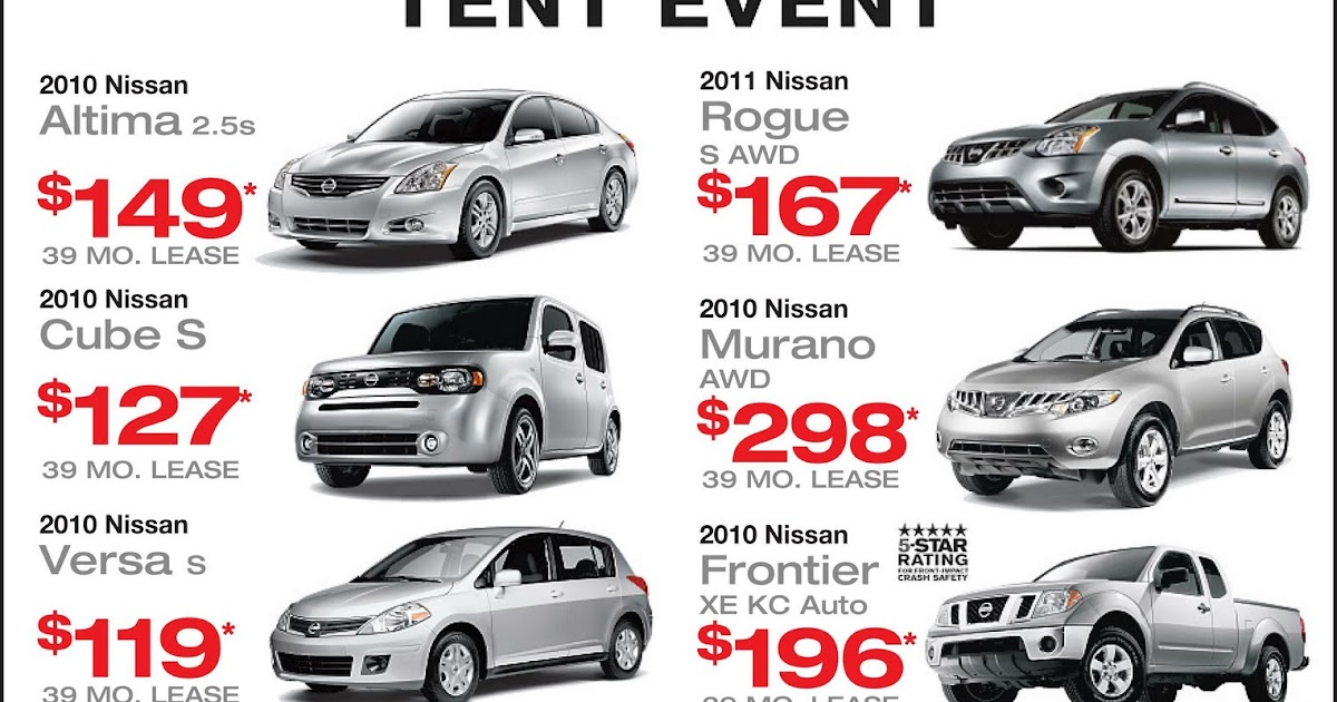 sc 1 st  Rothrock Motor Sales & Rothrock Motor Sales: NISSAN TENT EVENT GOING ON NOW!!