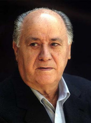 World's Richest Men of 2009: Amancio Ortega