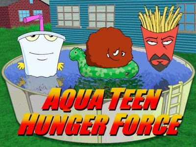 aqua teen hunger force is