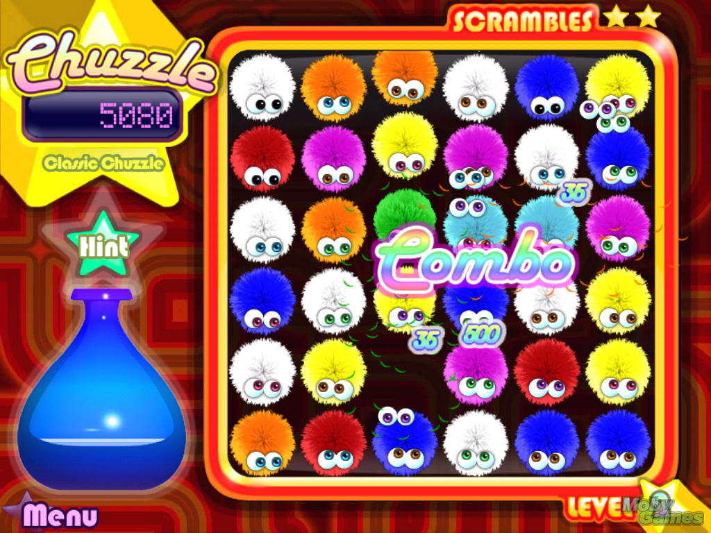Chuzzle Deluxe Game Review - Download and Play Free Version