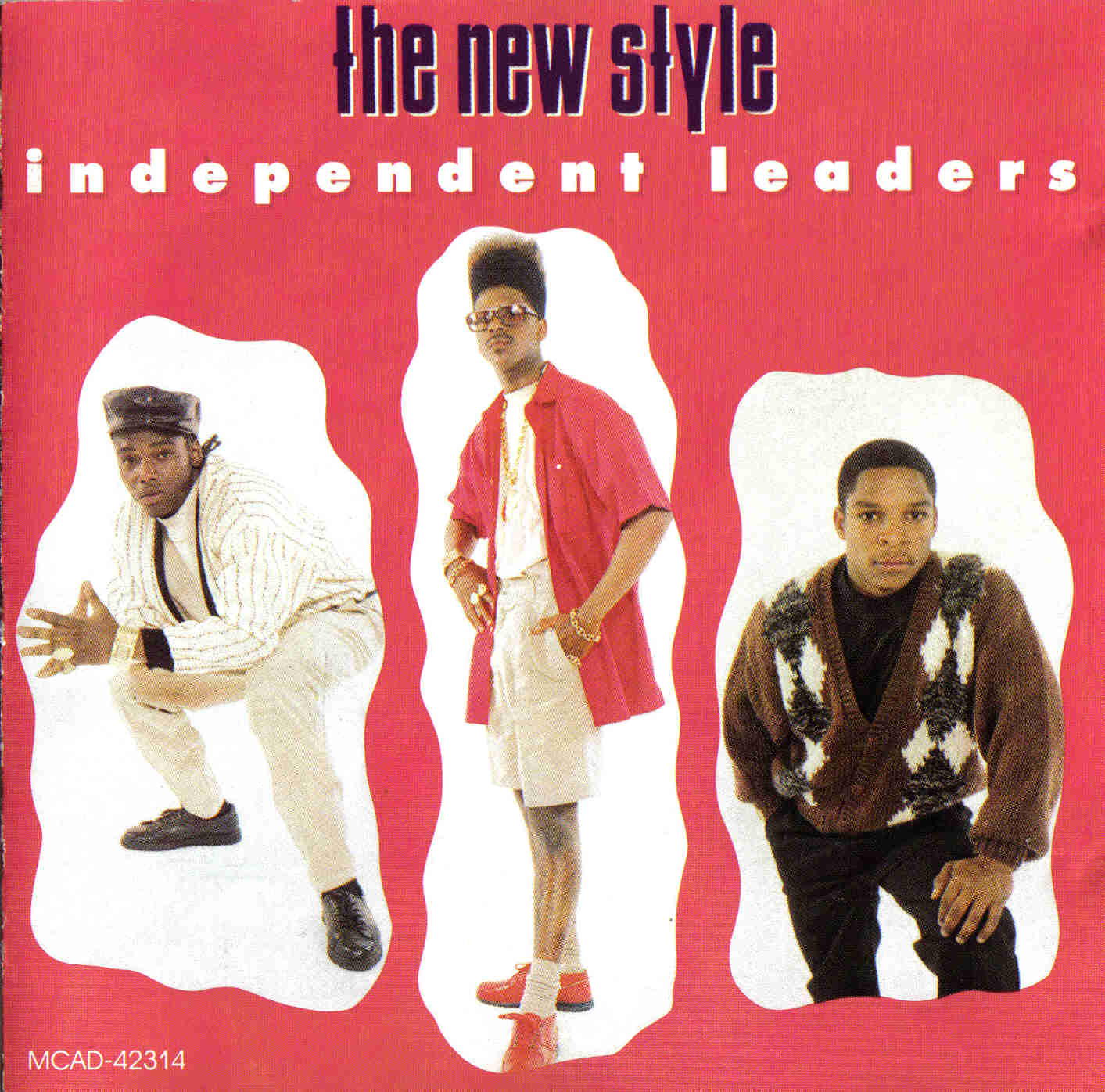 New Style (Naughty By Nature) - Independent Leaders (1989)