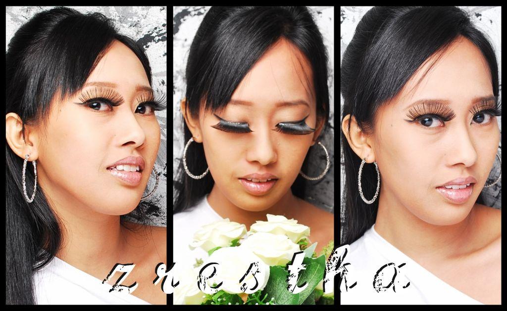 Team : Natural Make up + Fashion Eyelashes
