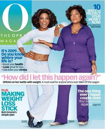 oprah winfrey magazine. Oprah Winfrey