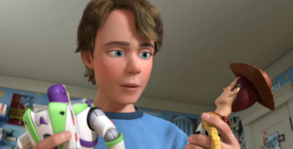Andy Toy Story 3 : Spanengrish ramblings toy story trilogy review
