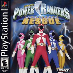 power rangers video games