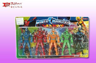 Power Rangers Megaforce Megazord Mcdonalds