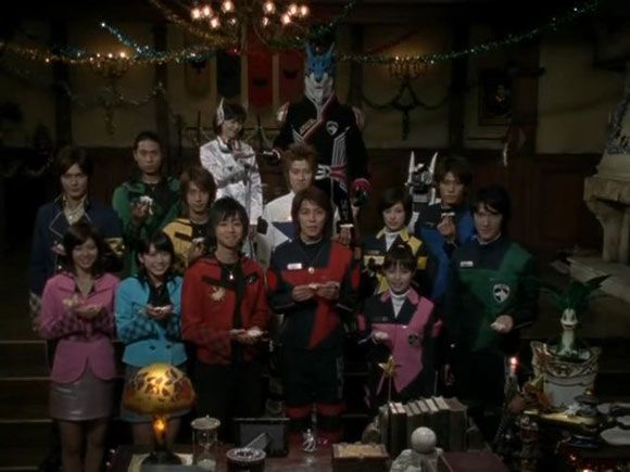 Henshin Grid: Super Sentai 'Versus' Teamup Specials