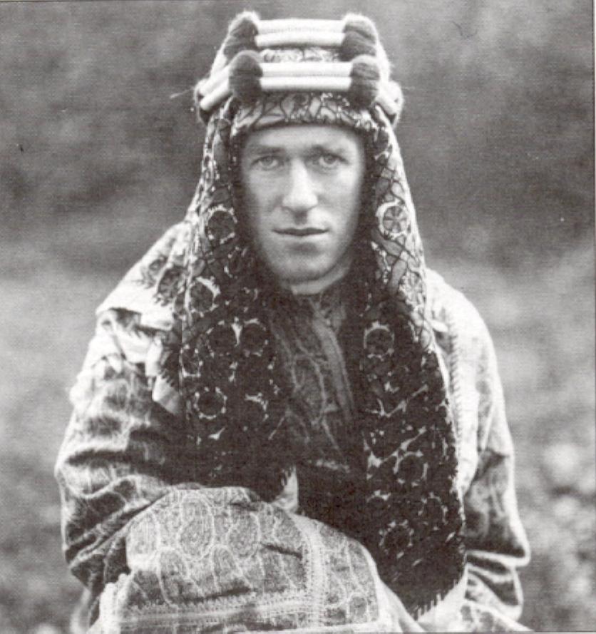 T E Lawrence of Arabia