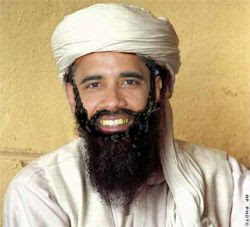 Barrack Usama Bin Ladin Is A Muslim Home Grown Terrorist