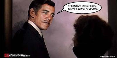 Frankly America I Don't Give A Damn Osammy Bin Barack