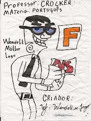 Professor Crocker pelo Wendell