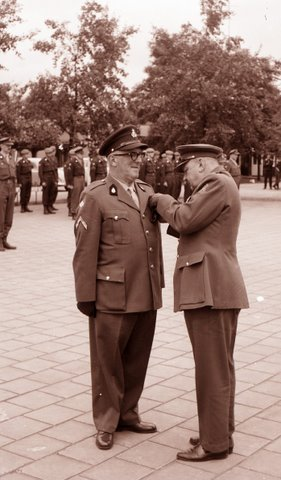 Sgt G Bosman