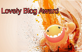 Lovely Blog Award from Mriganayani