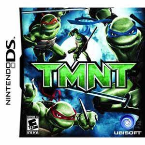 Teenage Mutant Ninja Turtles - Nintendo DS