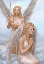 Angels are everywhere....