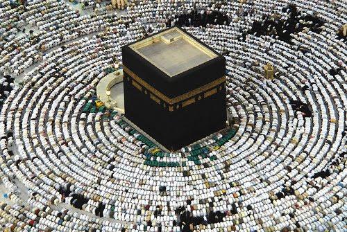 """Les """"religions"""" de Babylone la Grande. Ka'bah"""