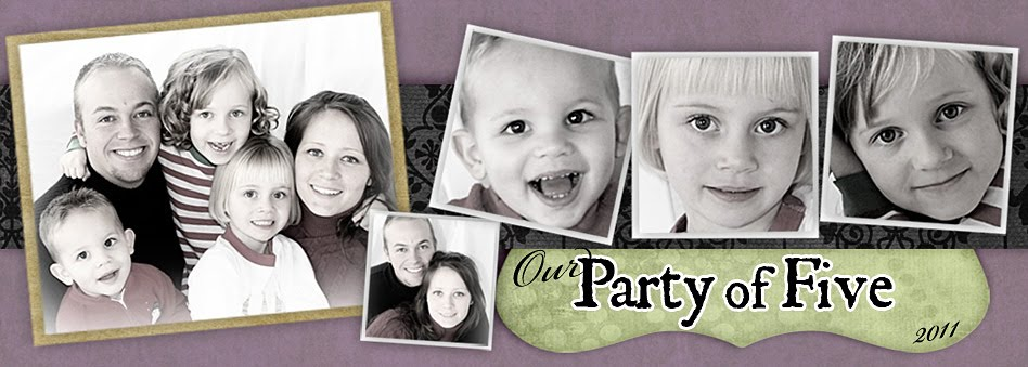 Our Party Of Five