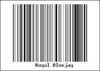 Blue the greyhounds UPC code