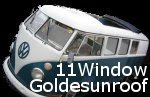 11 window golde sunroof