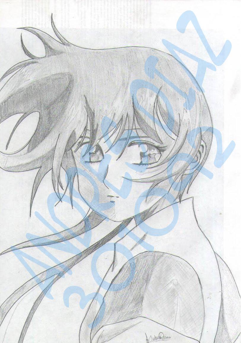 foto de Un dibujo mio a lapiz (actualizado con mas dibujos) Taringa