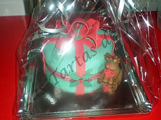 Mi primera tarta decorada. Las tartas de Jose. Castellón.
