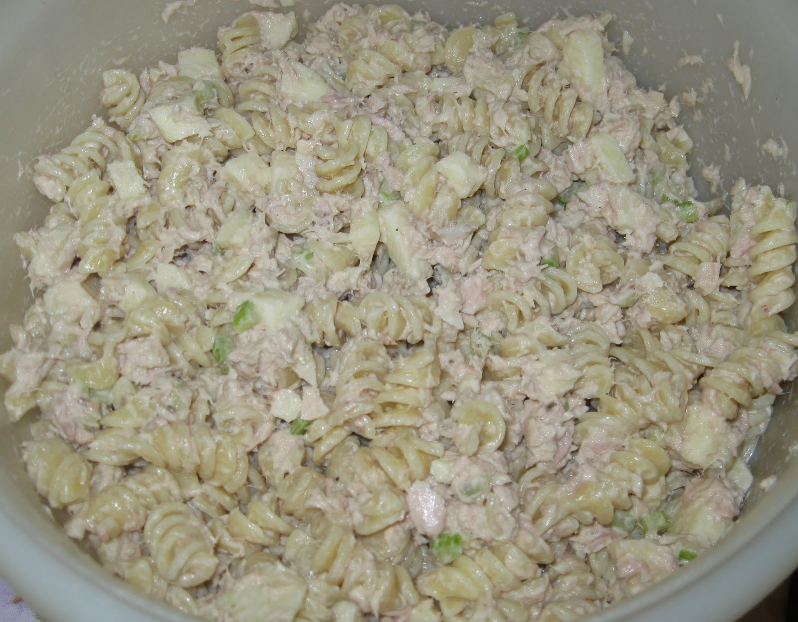 recipe: tuna noodle salad recipe [22]