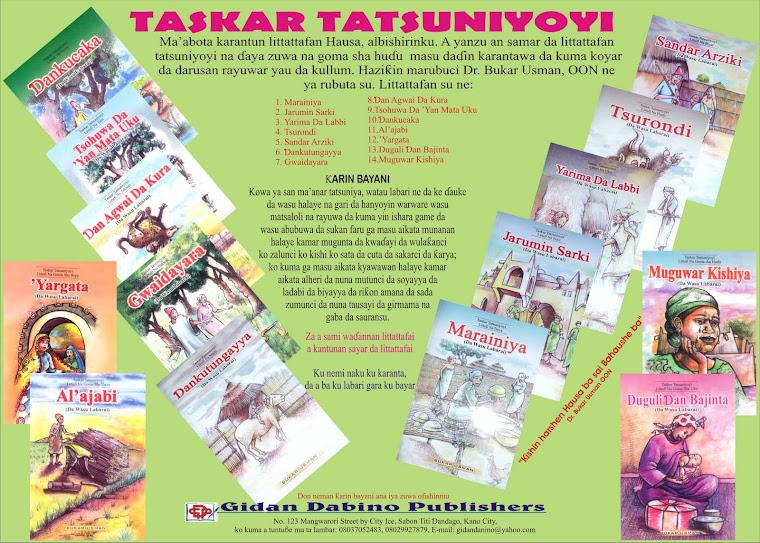TASKAR TATSUNIYOYI