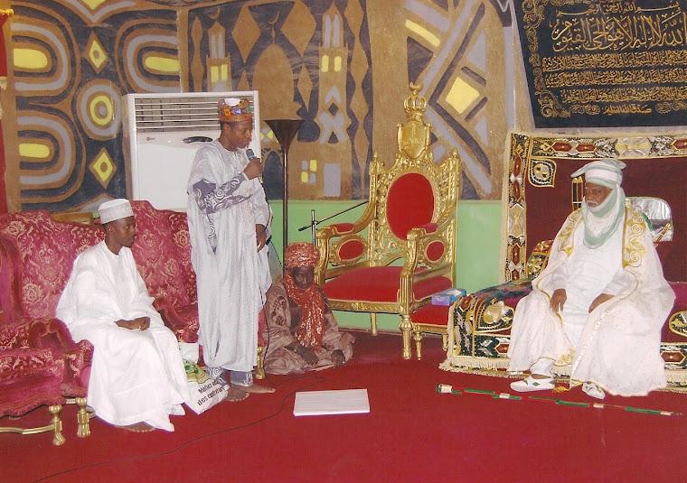Kano Emir's Palace