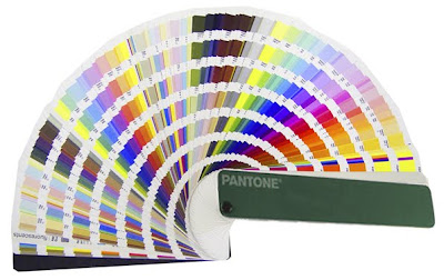 the pantone reference swatchbook for its proprietary custom colors contains a numeric color reference number sample swatches of the custom color - Pantone Color Swatch Book