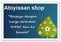 Atoyissan shop banner