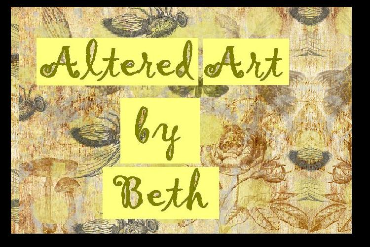 Altered Art by Beth