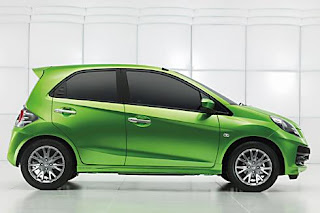 Techzone-Honda Brio photogallery