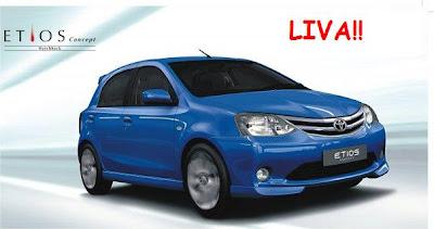 Toyota Etios Hatchback Etios Liva India images